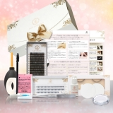 Japan Designed DIY Eyelash Extension Kit (14 in 1)
